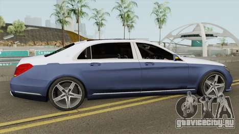 Mercedes-Benz Maybach S650 2019 для GTA San Andreas