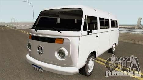 Volkswagen Kombi 2009 V2 By Vermilion093 3D для GTA San Andreas