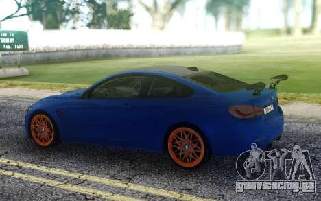BMW M4 GTS для GTA San Andreas