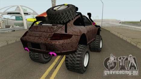 Porsche GT Off Road BkSquadron для GTA San Andreas