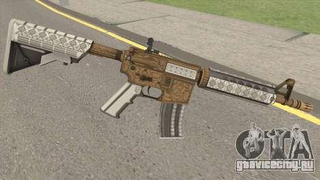 CS-GO M4A4 Royal Paladin для GTA San Andreas