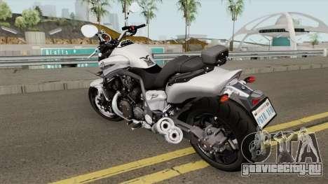 Yamaha 1700 V-Max 2009 для GTA San Andreas