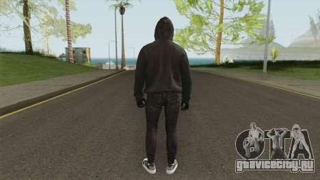 Criminal Skin 4 для GTA San Andreas