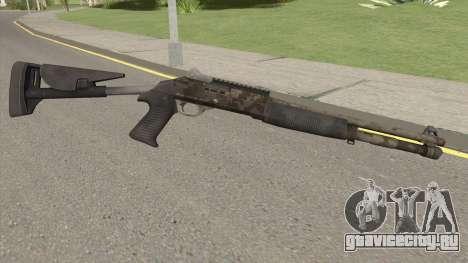 Benelli M4 SEALs Desert  Camo для GTA San Andreas