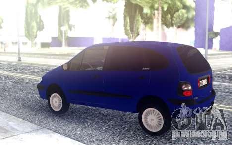 Renault Megane 1.4-16V для GTA San Andreas