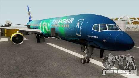 Boeing 757-200 RB211 Icelandair для GTA San Andreas
