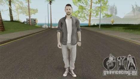Real Life Character для GTA San Andreas