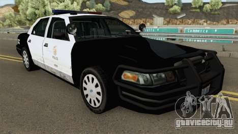 Ford Crown Victoria Police Interceptor для GTA San Andreas