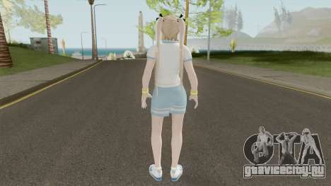 Dead Or Alive 5: Ultimate - Marie Rose Newcomer для GTA San Andreas
