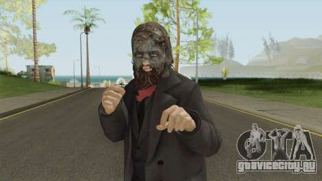 The Walking Dead Beta Skin Season 9 The Whispere для GTA San Andreas