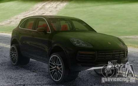 Porsche Cayenne 2019 для GTA San Andreas