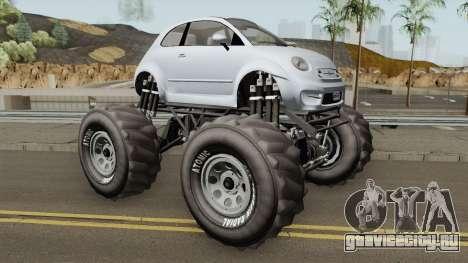 Grotti Brioso Wildrun GTA V для GTA San Andreas