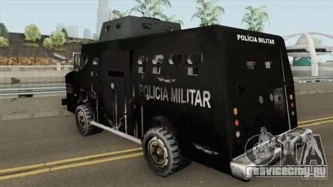 Caveirao 2002 PMERJ для GTA San Andreas
