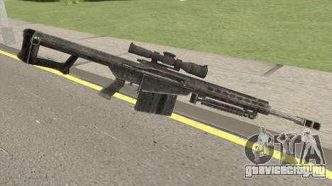 Barrett M107 для GTA San Andreas