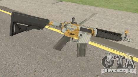 CS-GO M4A4 Daybreak для GTA San Andreas