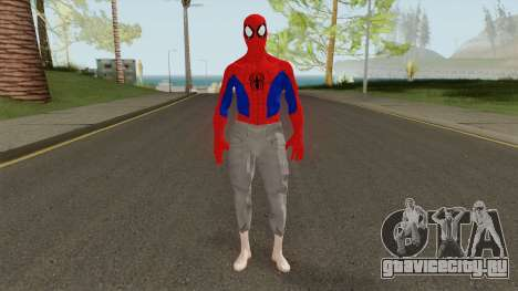 Spiderverse (With Pants) для GTA San Andreas