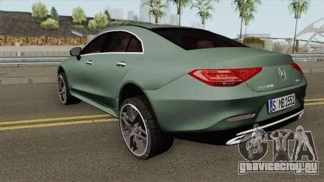 Mercedes-Benz CLS450 4-Matic AMG-Line 2019 для GTA San Andreas