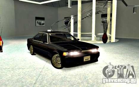 Ubermacht Sentinel XL SA Style для GTA San Andreas