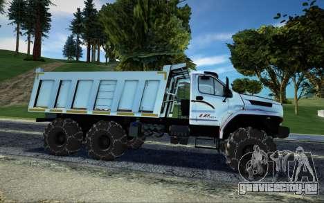 Ural Next Dump Truck LPcars для GTA San Andreas
