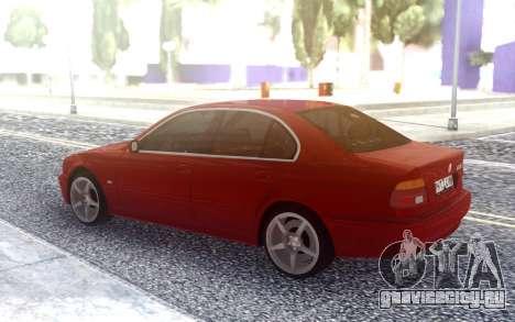 BMW 525i 5-Speed 2003 для GTA San Andreas