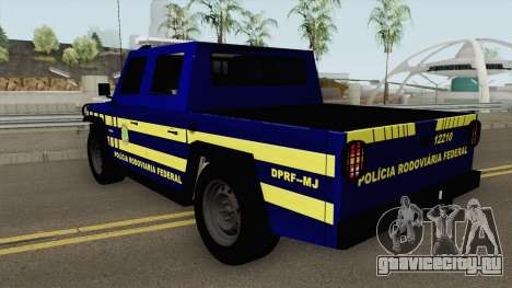 Agrale Marrua PRF для GTA San Andreas