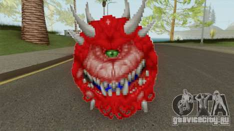 Cacodemon (DOOM 2) для GTA San Andreas