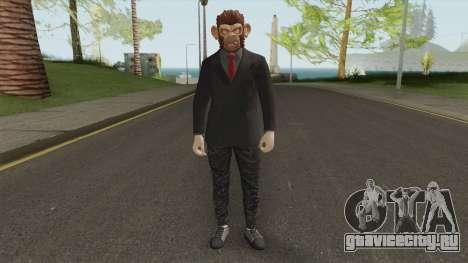 Skin From GTA Online для GTA San Andreas