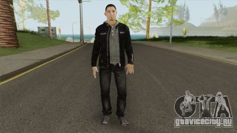 Jack Rourke From Need For Speed: The Run для GTA San Andreas