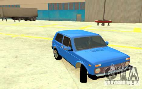 ВАЗ 2121 для GTA 4