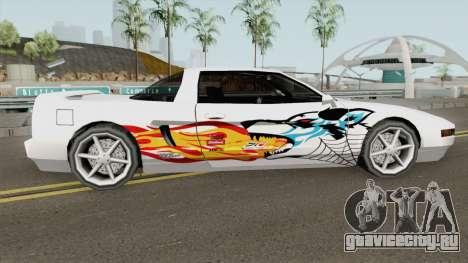 Wild Infernus Skin 2019 для GTA San Andreas