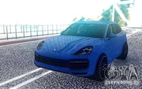 Porshe Cayenn Turbo для GTA San Andreas