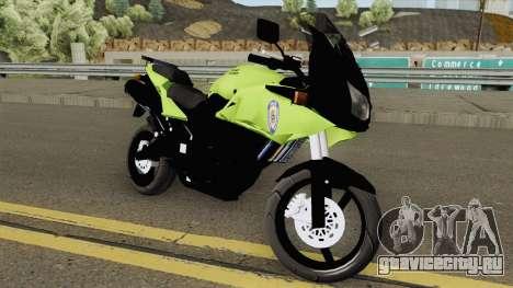 Suzuki V-Strom для GTA San Andreas