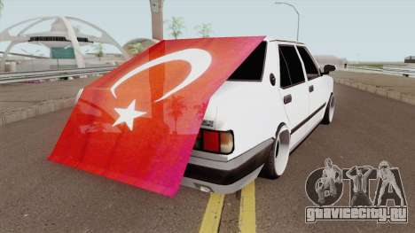 Turk Bayrakli Tofas для GTA San Andreas