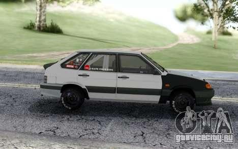 VAZ 2109 2114 True FWD для GTA San Andreas