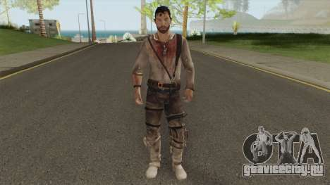 Max Rockatansky From Mad Max для GTA San Andreas