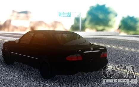 Mercedes-Benz E55 для GTA San Andreas