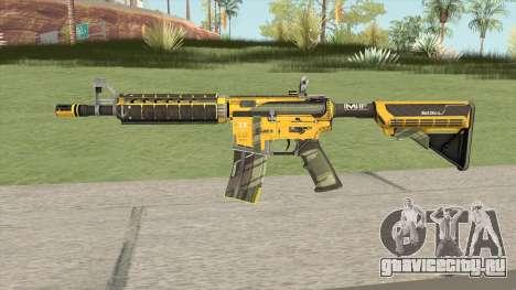 CS-GO M4A4 Buzzkill для GTA San Andreas