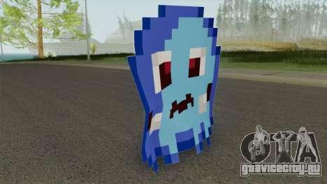 Ghost (Pacman) для GTA San Andreas