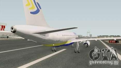FLYBOSNIA Airbus A319 V1 для GTA San Andreas