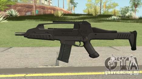XM8 Compact V2 Black для GTA San Andreas