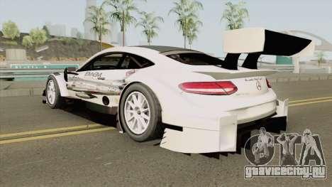 Mercedes-Benz AMG C63 DTM (Kamikaze Edition) для GTA San Andreas