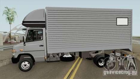 Mercedes-Benz Vario Flatbed для GTA San Andreas