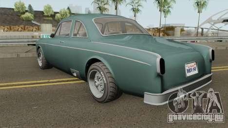 Vapid Clique GTA V для GTA San Andreas