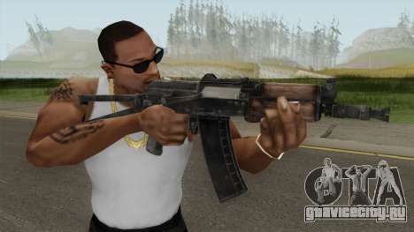 Rekoil AKS74U для GTA San Andreas