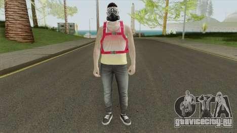 Skin Random 5 для GTA San Andreas