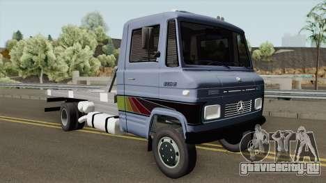 Mercedes-Benz 608D Grua для GTA San Andreas