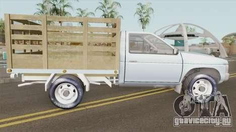 Nissan D-21 Con Estacas Estilo Colombiano для GTA San Andreas