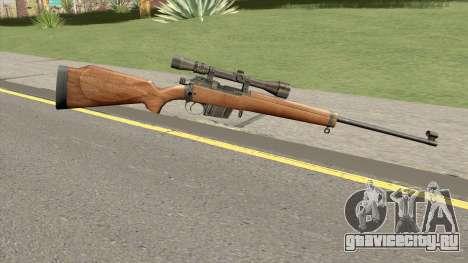 Insurgency MIC L42A1 для GTA San Andreas