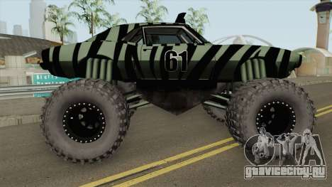 Pontiac Firebird Monster Truck 1968 для GTA San Andreas