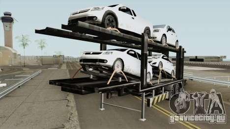 Reboque Cegonha (SA Style) для GTA San Andreas